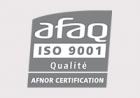 Renouvellement de notre certification ISO 9001 Version 2015